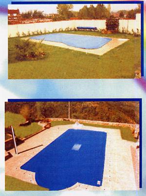 Toldatek venta de toldos pergolas de madera y lonas para piscinas en todas las medidas portal - Lonas para piscinas a medida ...